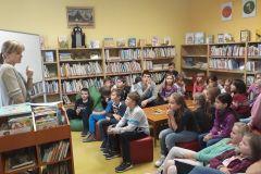 12.11.2018 - Beseda v Městské knihovně Skuteč a výstava v Městském muzeu Skuteč